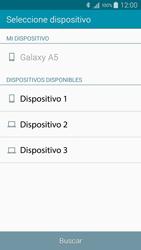 Samsung A500FU Galaxy A5 - Bluetooth - Transferir archivos a través de Bluetooth - Paso 14