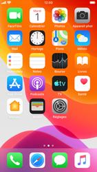Apple iPhone 7 - iOS 13 - Données - créer une sauvegarde avec votre compte - Étape 2