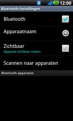 LG P990 Optimus 2X Speed - Bluetooth - koppelen met ander apparaat - Stap 8