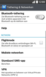 LG L70 - Netwerk - Gebruik in het buitenland - Stap 5