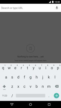 Motorola Nexus 6 - Internet - Internet browsing - Step 7