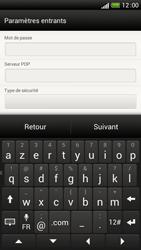 HTC One S - E-mails - Ajouter ou modifier un compte e-mail - Étape 9