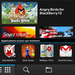 BlackBerry Q5 - Applications - Télécharger des applications - Étape 3