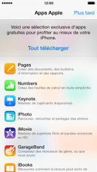 Apple iPhone 5c - Applications - Télécharger des applications - Étape 3