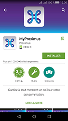 Huawei Y6 II Compact - Applications - MyProximus - Étape 7