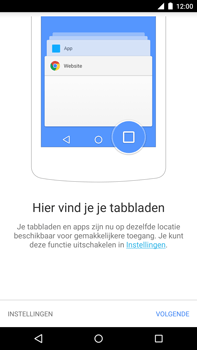 Motorola Nexus 6 - Internet - Internetten - Stap 4