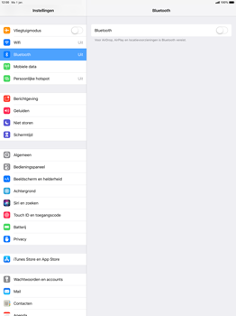 Apple ipad-pro-12-9-inch-model-a1671-ios-12 - Bluetooth - Headset, carkit verbinding - Stap 4