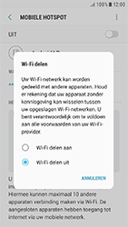 Samsung Galaxy J5 (2017) (SM-J530F) - WiFi - Mobiele hotspot instellen - Stap 7