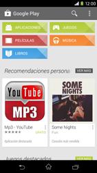 Sony Xperia M2 - Aplicaciones - Tienda de aplicaciones - Paso 21