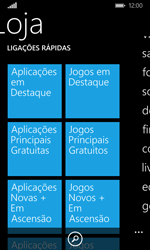 Microsoft Lumia 435 - Aplicações - Como pesquisar e instalar aplicações -  5