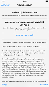 Apple iPhone 6s Plus - Applicaties - Account aanmaken - Stap 10