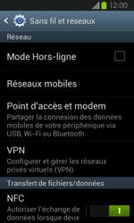 Samsung Galaxy Express - Internet et connexion - Activer la 4G - Étape 5