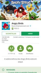Samsung Galaxy S7 - Android Nougat - Aplicações - Como pesquisar e instalar aplicações -  19