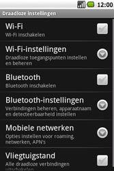 Samsung I5700 Galaxy Spica - Bluetooth - headset, carkit verbinding - Stap 5