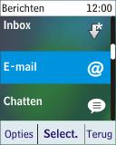 Nokia 113 - E-mail - Hoe te versturen - Stap 4