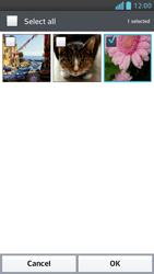 LG P875 Optimus F5 - E-mail - Sending emails - Step 14