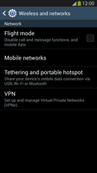 Samsung I9505 Galaxy S IV LTE - Internet - Disable data roaming - Step 5