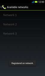 Acer Liquid Z4 - Network - Usage across the border - Step 11