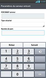 LG E975 Optimus G - E-mail - Configuration manuelle - Étape 12