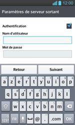 LG P710 Optimus L7 II - E-mail - Configuration manuelle - Étape 17