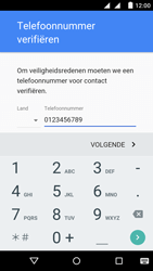 Fairphone Fairphone 2 - Applicaties - Account aanmaken - Stap 9