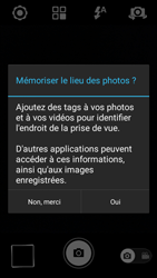 Wiko Rainbow Lite 4G - Photos, vidéos, musique - Créer une vidéo - Étape 3