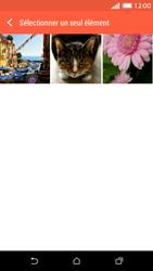 HTC Desire 610 - Contact, Appels, SMS/MMS - Envoyer un MMS - Étape 17