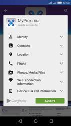 Huawei Y6 - Applications - MyProximus - Step 7