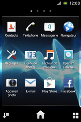 Sony ST21i Xperia Tipo - Internet - Activer ou désactiver - Étape 3