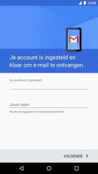 Huawei Google Nexus 6P - E-mail - Account instellen (POP3 met SMTP-verificatie) - Stap 25