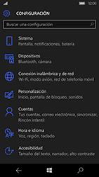 Microsoft Lumia 950 - Funciones básicas - Activar o desactivar el modo avión - Paso 4