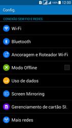 Samsung G530FZ Galaxy Grand Prime - Internet (APN) - Como configurar a internet do seu aparelho (APN Nextel) - Etapa 4