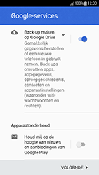Samsung Galaxy J3 (2017) (SM-J330F) - Applicaties - Account aanmaken - Stap 18