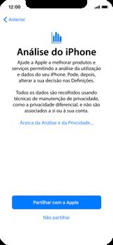 Apple iPhone X - Primeiros passos - Como ligar o telemóvel pela primeira vez -  23