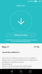 Huawei Y6 (2017) - Réseau - Installation de mises à jour - Étape 6