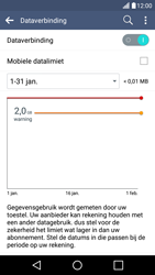 LG K10 4G - Internet - Uitzetten - Stap 6