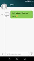 Huawei P8 Lite - Contact, Appels, SMS/MMS - Envoyer un SMS - Étape 10