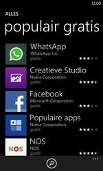 Nokia Lumia 720 - Applicaties - Downloaden - Stap 7