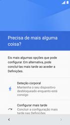 Motorola Moto C Plus - Primeiros passos - Como ligar o telemóvel pela primeira vez -  14
