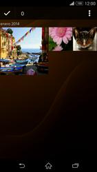 Sony Xperia Z3 - Bluetooth - Transferir archivos a través de Bluetooth - Paso 10