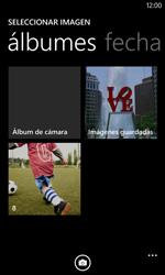 Nokia Lumia 520 - E-mail - Escribir y enviar un correo electrónico - Paso 10