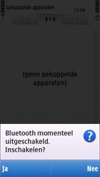 Nokia C6-00 - Bluetooth - headset, carkit verbinding - Stap 7
