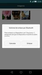 Huawei Ascend G7 - Bluetooth - Transferir archivos a través de Bluetooth - Paso 12