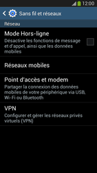Samsung G386F Galaxy Core LTE - MMS - configuration manuelle - Étape 6
