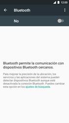 BQ Aquaris U - Bluetooth - Conectar dispositivos a través de Bluetooth - Paso 5