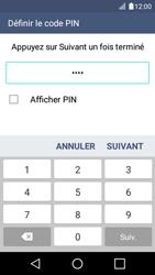 LG K4 - Sécuriser votre mobile - Activer le code de verrouillage - Étape 9