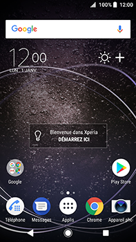 Sony Xperia XA2 Ultra - MMS - configuration manuelle - Étape 23