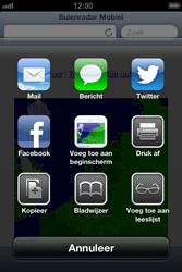 Apple iPhone 4 (iOS 6) - internet - hoe te internetten - stap 10