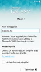 Samsung Galaxy A3 (A300FU) - Premiers pas - Créer un compte - Étape 29