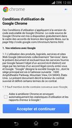 Sony Xperia T3 - Internet - Navigation sur internet - Étape 3